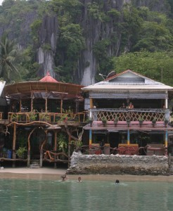 El Nido beachfront pension-house